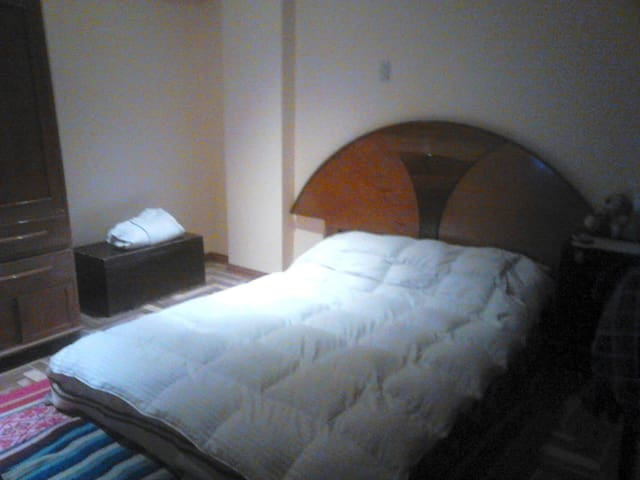 Casa familiar en Cusco - Urb. Tito, Wanchaq - Bed & Breakfast