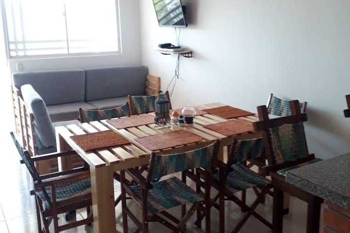 Acogedor Apartamento en Curití