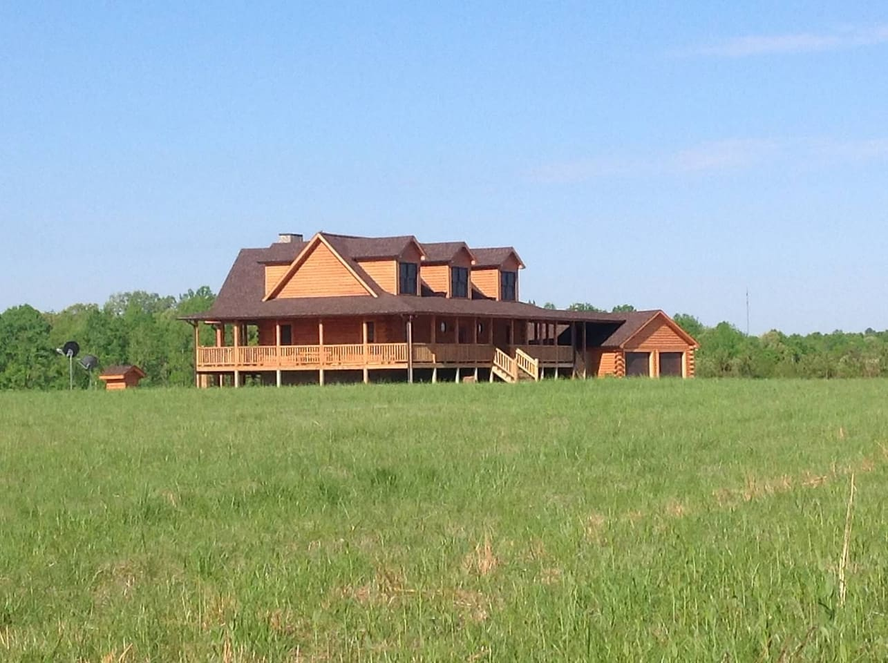 FARM RETREAT-Relax, Reflect, Revive - Blockhütten zur Miete in ...