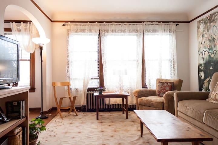 Quiet apartment Queen Anne - Seattle - Íbúð