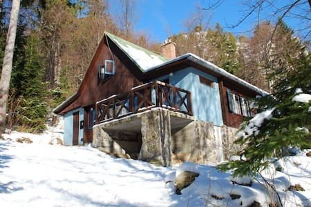 Stylish cottage in the mountains - Ruzomberok - スイス式シャレー