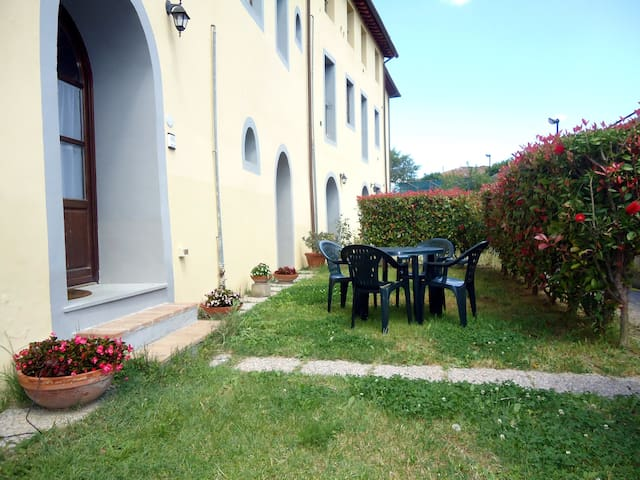 Relax and art in Tuscuny - Pieve - Haus