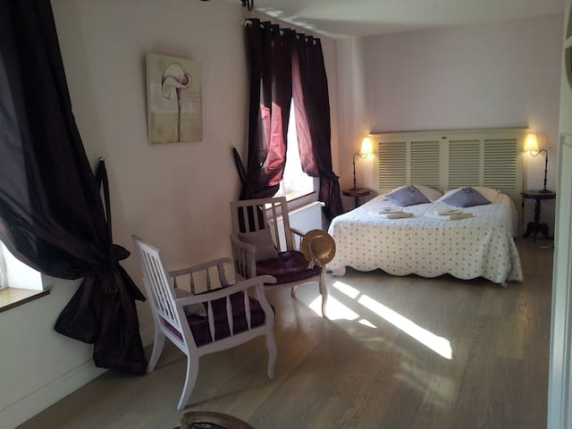 Chambre d'hote en touraine - Saint-Georges-sur-Cher - Bed & Breakfast