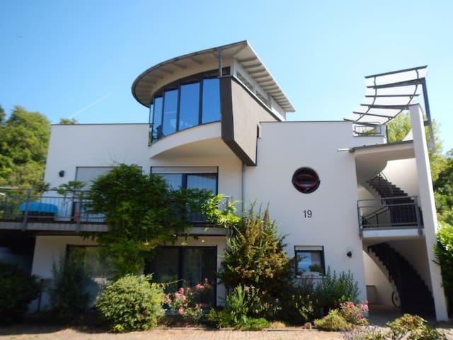 Penthouse Designerwohnung 110 qm - Ubstadt-Weiher - Apartemen