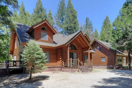 Ultimate Lassen House - Shingletown