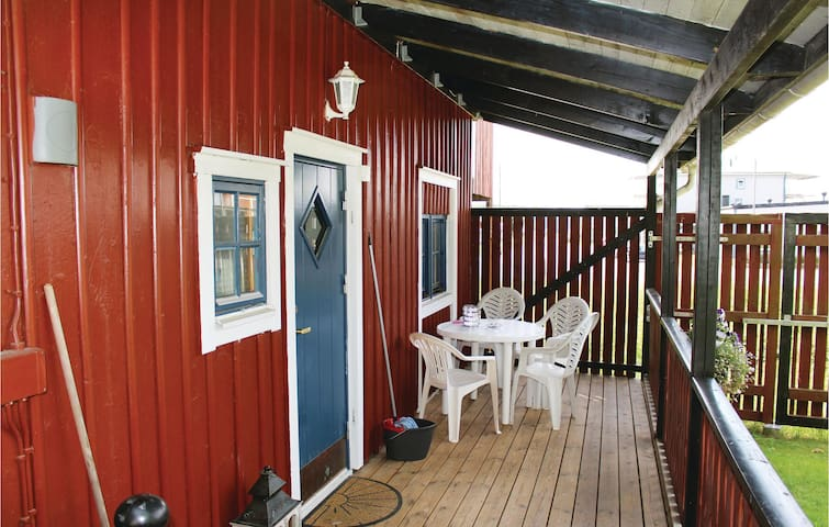 Holiday apartment with 1 room on 19 m² in Vimmerby