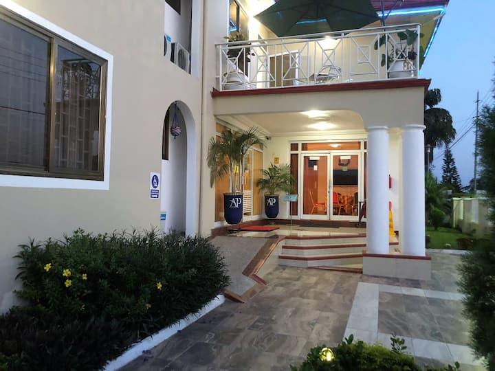 Asantewaa Premier Guesthouse, Urban Oasis-Kumasi