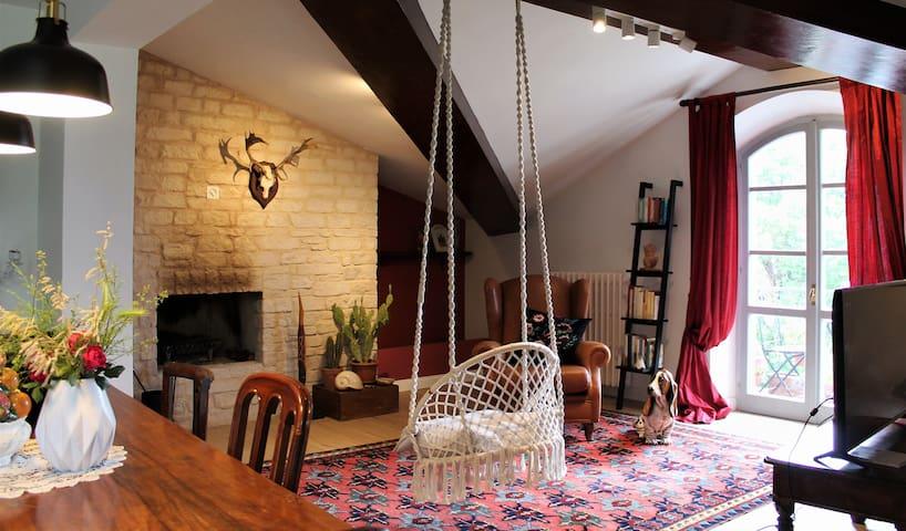 L'unico Airbnb in Umbria con ALTALENA in casa!!!