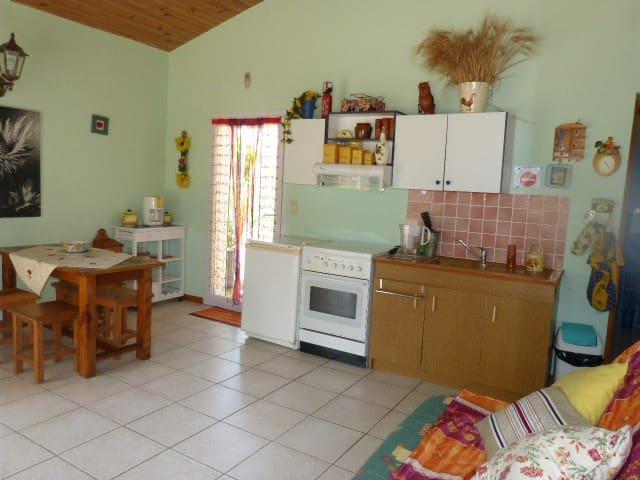 Petit appartement 1 chambre à la campagne