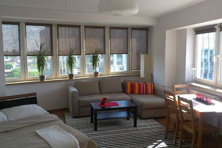 Comfortable apartment in the city center - Breslau