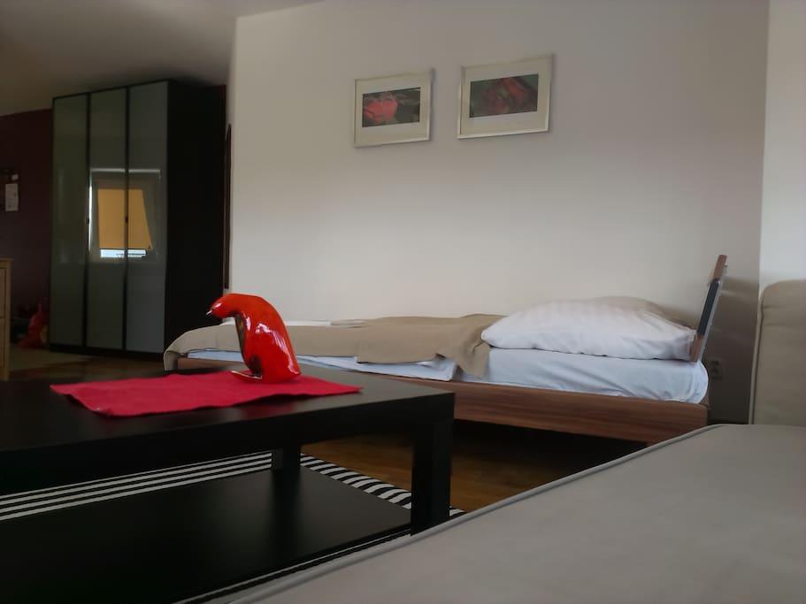 Łóżko / Bed