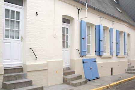 Former fisherman's house in Crotoy - Le Crotoy - Huis
