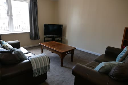 2 Bedroom City Centre Apartment, Parking, Wi-iFi
