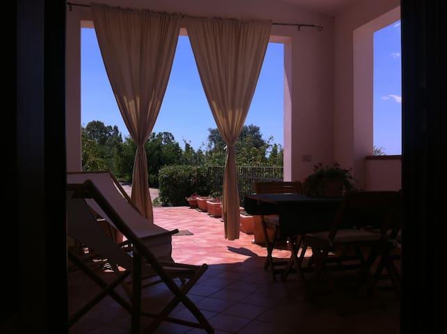INCANTEVOLE.. terrazza panoramica - Pula - Apartament