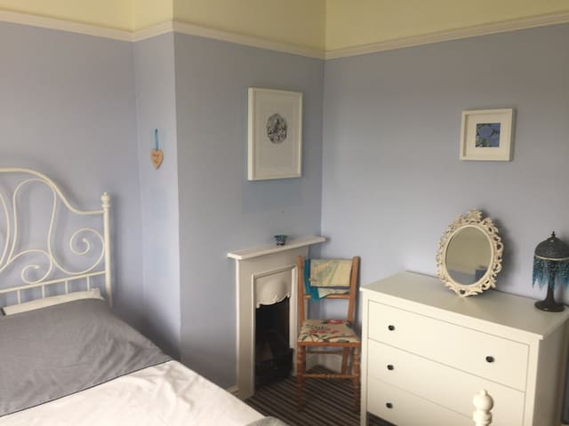 Double room near to Warwick town centre.