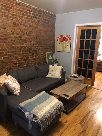 Spacious 1 br Downtown Jersey City