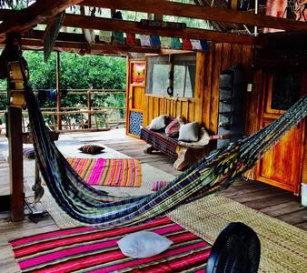 Munay Selva,  Habitación Andina  compartida