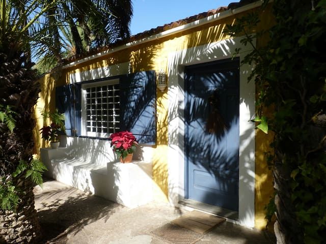 Nice small village in North of Gran Canaria - Los Dragos, Moya, Gran Canaria - Huis