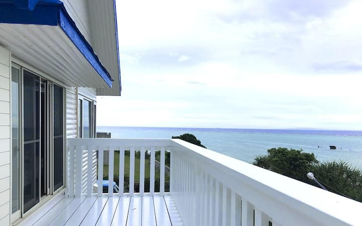 与論島 百合ヶ浜すぐ近く 最高のロケーションの一棟貸ヴィラ あぐんちゃヴィラ与論島