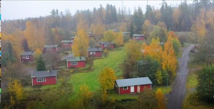 Beautiful Holiday House near Göta Kanal