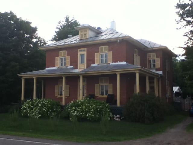 Chambre sur fermette bucolique - Sainte-Élisabeth - House