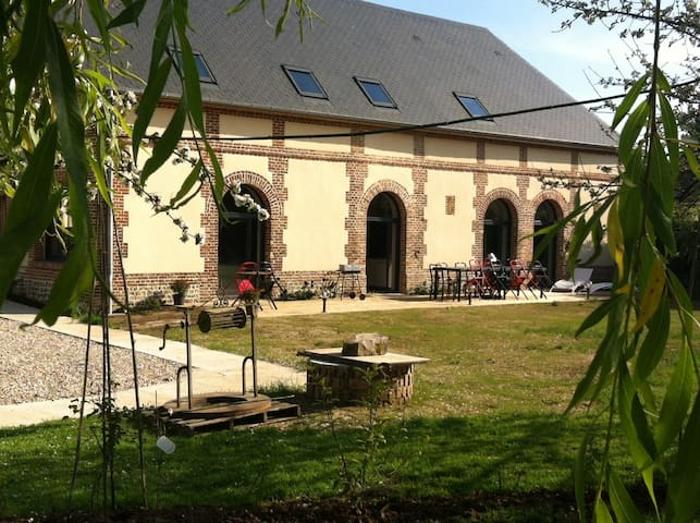 Gîte La Bottinière - Grigneuseville - House