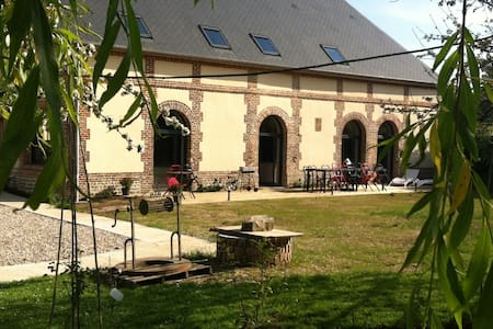 Gîte La Bottinière - Grigneuseville - Rumah