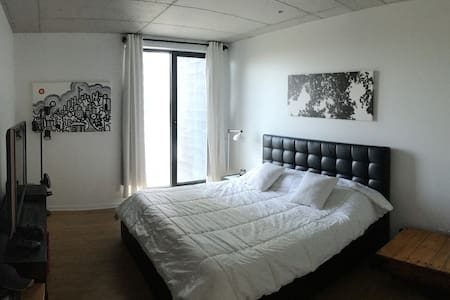 Waterfront fully furnished 2 bedroom condo - Montréal - Wohnung