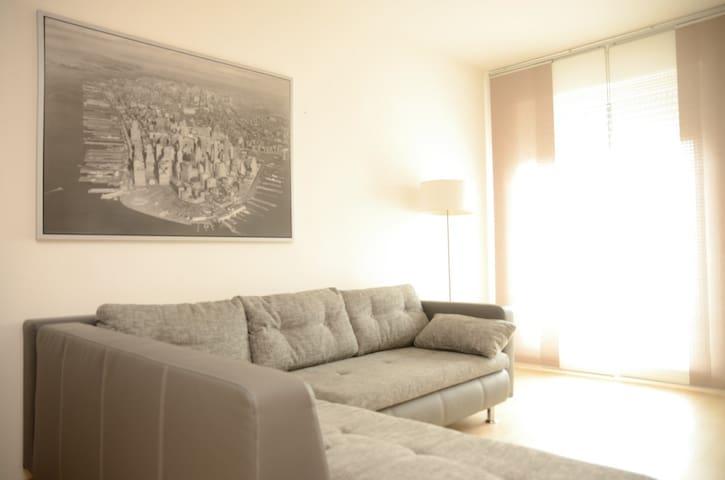 Wohnung mit 1 Schlafzimmer - Ingolstadt - Apartment