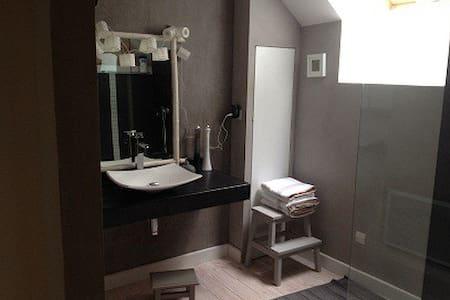 Chambre de charme en Franche Comté - Magny-Danigon - Bed & Breakfast