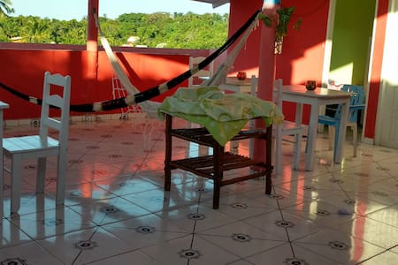 Room with balcony for 1 or 2 people - 伊塔卡雷(Itacaré)