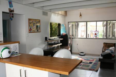 Amaizing apartment in Neve Tzedek - Tel Aviv