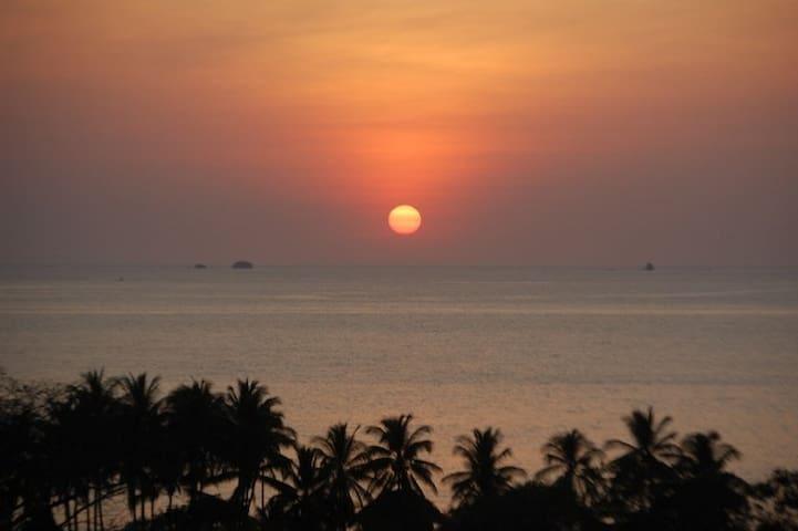 Amazing Ocean  View Townhouse - Playa Penca - 別荘