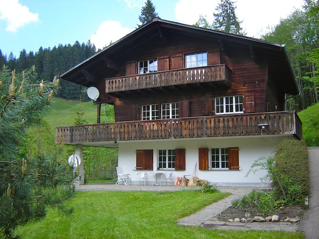 Chalet in the mountains - Eriz