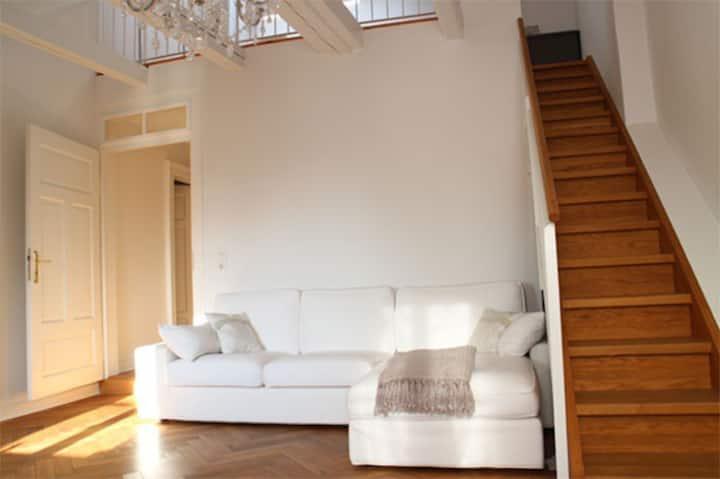 Wunderschöne Wohnung mit Isarblick