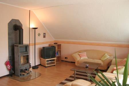 70qm Apartm. 2room/kitch./bath/WLAN - Kissenbrück - Condominium