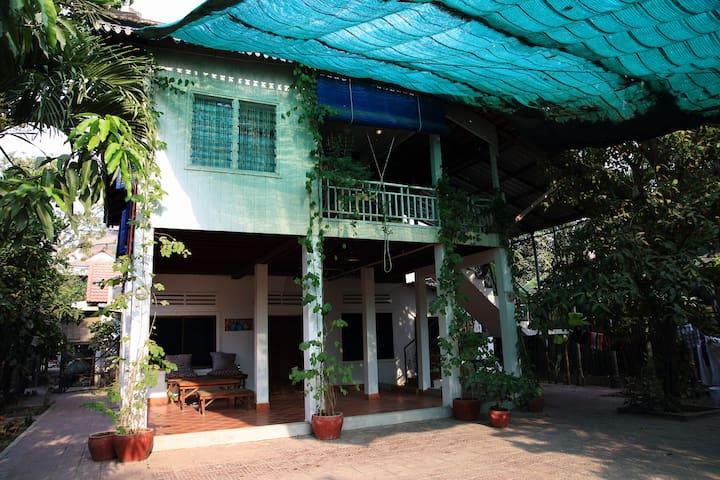 Villa Waldo 3 bedroom for travelers Phnom Penh