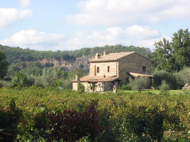 Casale di Adelio - 7 sleeps - Orvieto