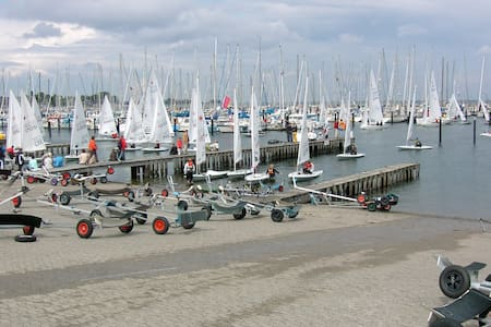 Ferienwohnung in Kiel-Schilksee - Kiel - Apartament