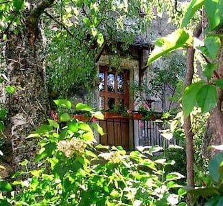 Maison au coeur de la Lozère - 600 € la semaine - Vebron - 独立屋