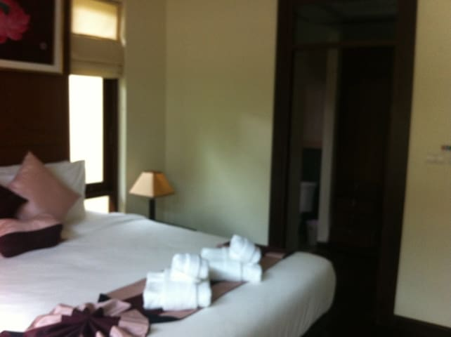 Двух спальная вилла на Пхукете