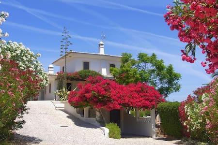 Algarve Carvoeiro Villa Ocean View - Praia da Marinha - Villa