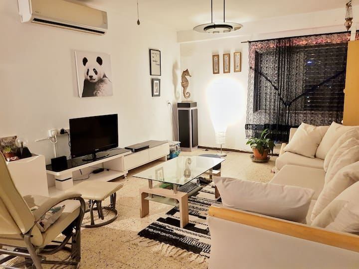 Cozy Apartment  in the Center Zone of Beer Sheva
