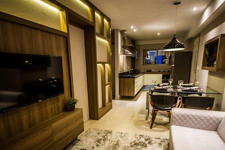 Premium flat brisa calma Ponta Negra