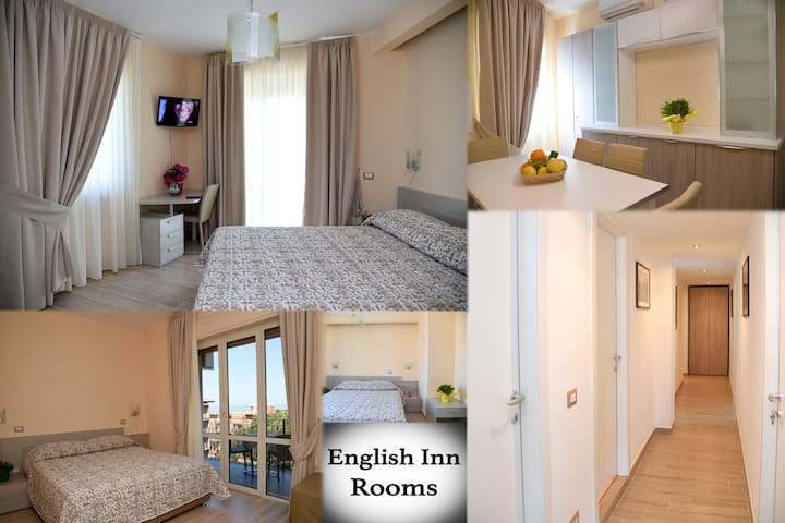 English Inn Rooms
