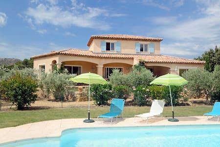 Mas Oliviers Pays Aix en Provence - Pélissanne - House