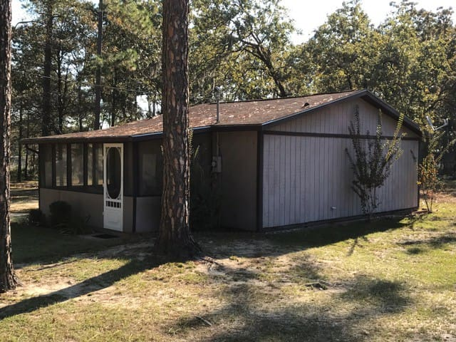 Lake house - Donalsonville - Pension