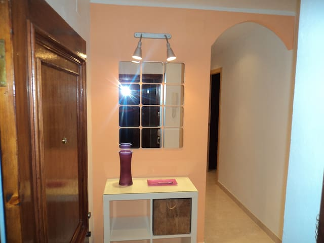 apartamento céntrico en zona tranquila - Coria - Apartment