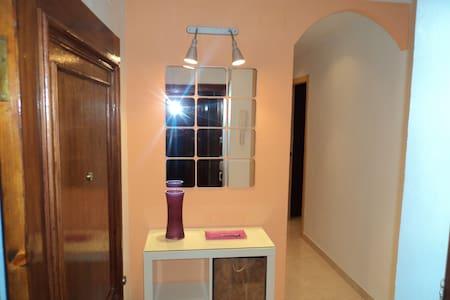 apartamento céntrico en zona tranquila - Coria - Apartemen