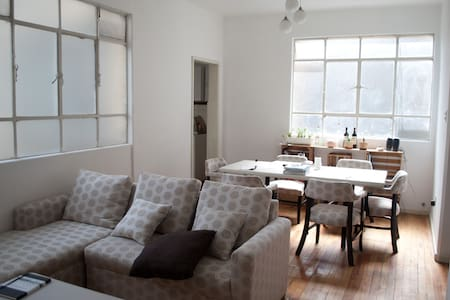 Cozy apartment 2km from downtown, bkfast included - Wohnung